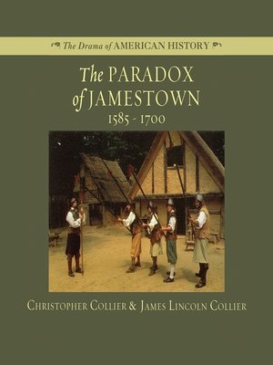 cover image of The Paradox of Jamestown