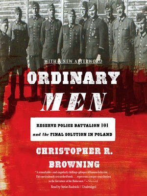 cover image of Ordinary Men