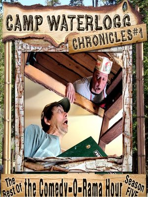 cover image of The Camp Waterlogg Chronicles 1