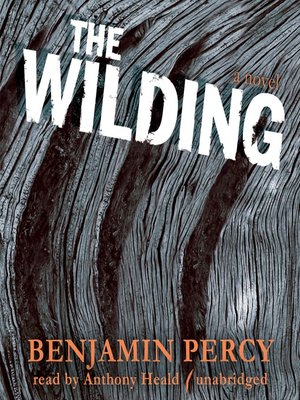 cover image of The Wilding