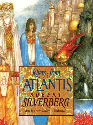 cover image of Letters from Atlantis