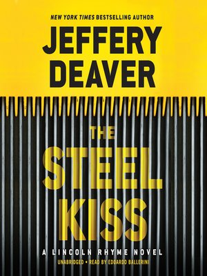 cover image of The Steel Kiss
