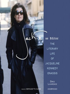 cover image of Jackie as Editor