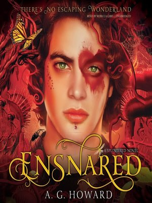 cover image of Ensnared