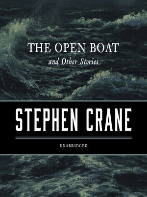 cover image of The Open Boat, and Other Stories