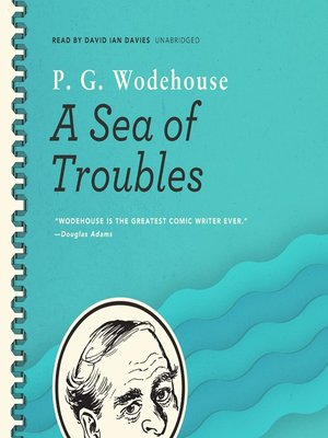 cover image of A Sea of Troubles