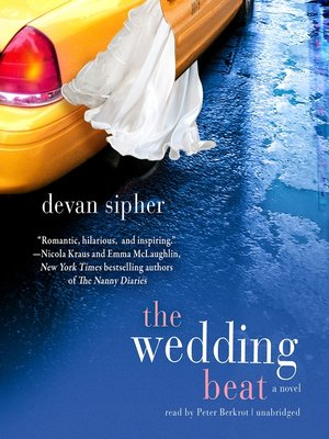 cover image of The Wedding Beat