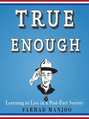 cover image of True Enough