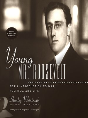 cover image of Young Mr. Roosevelt