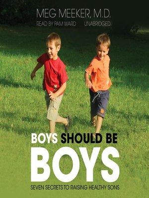cover image of Boys Should Be Boys