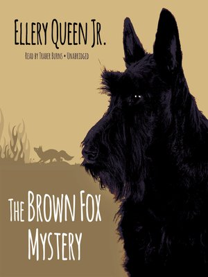 cover image of The Brown Fox Mystery