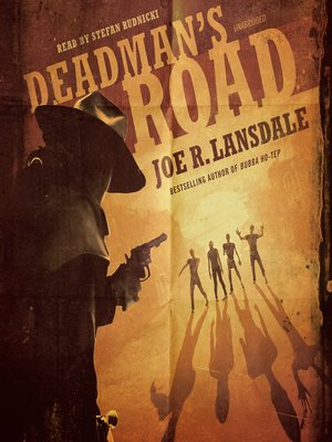 cover image of Deadman's Road
