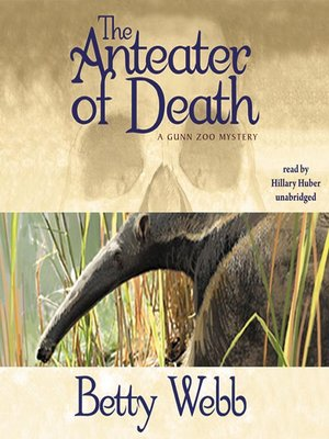 cover image of The Anteater of Death