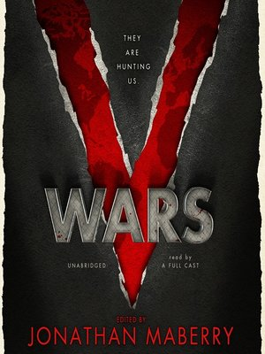 cover image of V-Wars