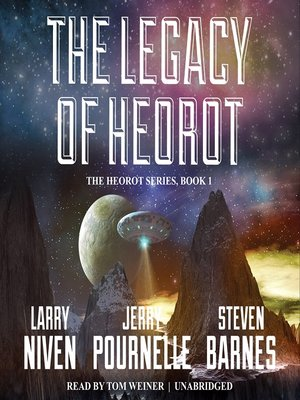 cover image of The Legacy of Heorot