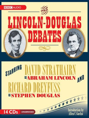 cover image of The Lincoln-Douglas Debates