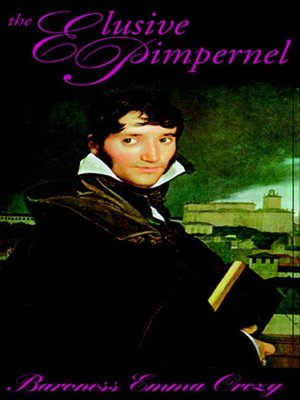 cover image of The Elusive Pimpernel