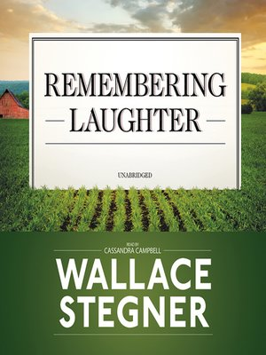cover image of Remembering Laughter
