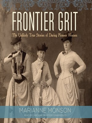 cover image of Frontier Grit