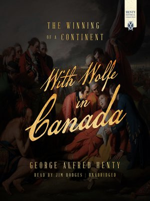 cover image of With Wolfe in Canada