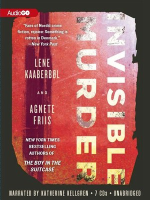 cover image of Invisible Murder