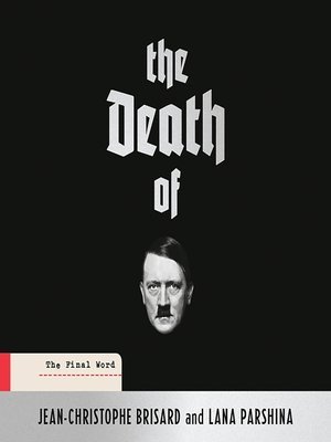 cover image of The Death of Hitler