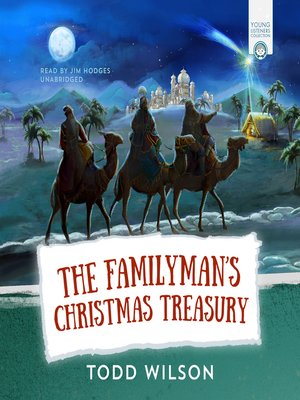cover image of The Familyman's Christmas Treasury