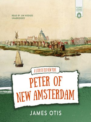 cover image of Peter of New Amsterdam