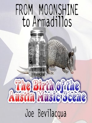 cover image of From Moonshine to Armadillos