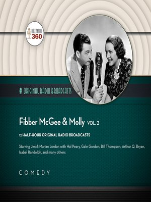 cover image of Fibber McGee & Molly, Volume 2