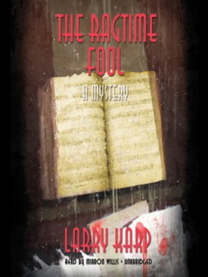 cover image of The Ragtime Fool