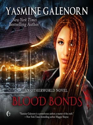 cover image of Blood Bonds