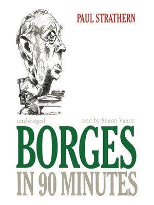 cover image of Borges in 90 Minutes