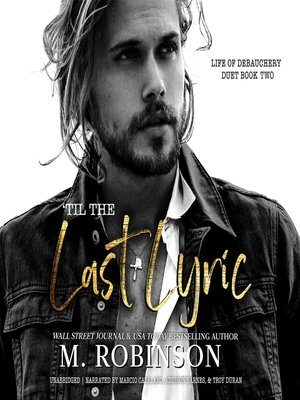 cover image of 'Til the Last Lyric