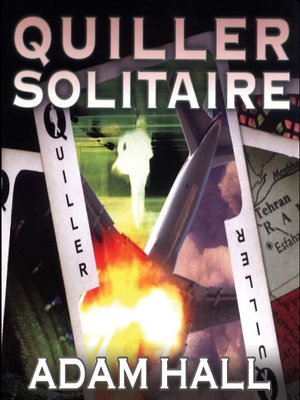 cover image of Quiller Solitaire