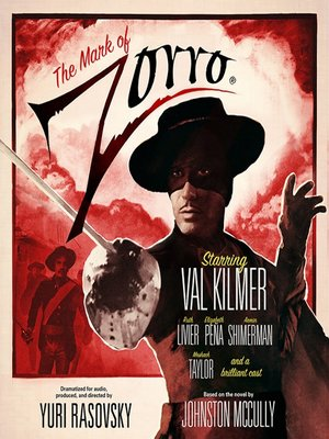 cover image of The Mark of Zorro