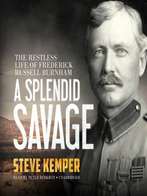 cover image of A Splendid Savage
