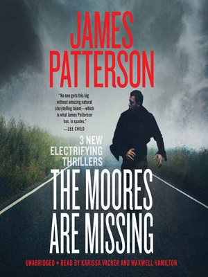 cover image of The Moores Are Missing