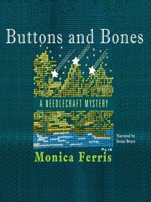 cover image of Buttons and Bones