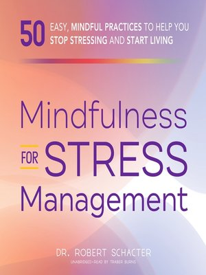 cover image of Mindfulness for Stress Management