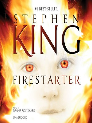 cover image of Firestarter