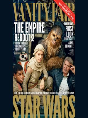 cover image of Vanity Fair: June 2015 Issue