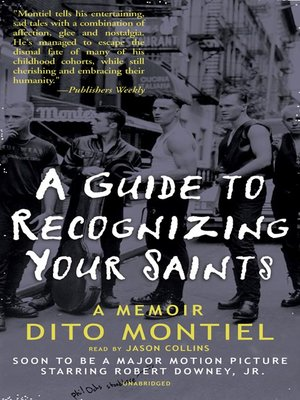 cover image of A Guide to Recognizing Your Saints
