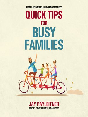 cover image of Quick Tips for Busy Families