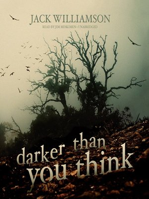 cover image of Darker Than You Think