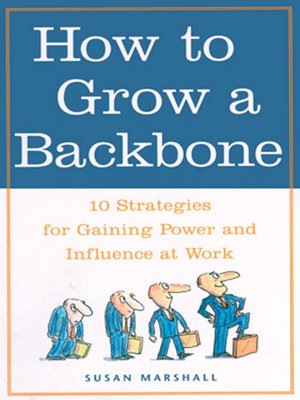cover image of How to Grow a Backbone