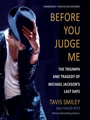 cover image of Before You Judge Me