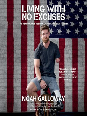 cover image of Living with No Excuses