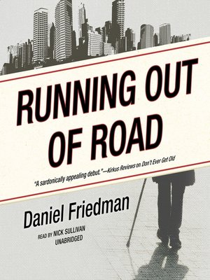 cover image of Running Out of Road