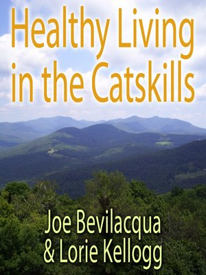 cover image of Healthy Living in the Catskills
